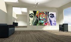 The Women's Perspektive Graffiti Workshop, Urbane Kunst, Urban Art, Perspective Photography, Painting Art, City Art, Street Art