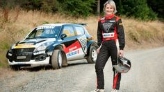 Emma Gilmour sits amongst the boys as the first female driver to race in the Red Bull Global Rally Cross. New Suzuki Swift, Suzuki Swift Sport, Suzuki Cars, Sand Rail, Need For Speed, Rally Car, Extreme Sports, Auto Racing, Cars And Motorcycles