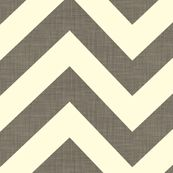 Gray chevron fabric, for DIY curtains for the bedroom! $18/yard.