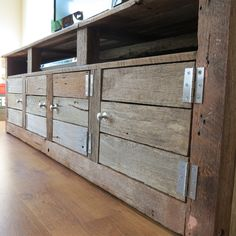 Lowline TV Unit from Timbermill