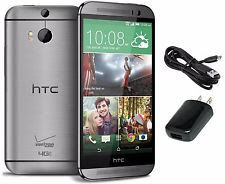 HTC One - - Gunmetal Gray (T-Mobile) Smartphone for sale online Mobile Smartphone, Android Smartphone, Htc One M8, Cool Things To Buy, Ebay, Amp, Electronics, Confidence, Phones