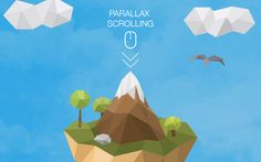 Learn how to build parallax effect in 2 easy ways. Pick a lightweight jQuery script or do everything on pure CSS.