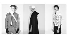Prada Mens F/W 16.17 dis-dressed by Willy Vanderperre