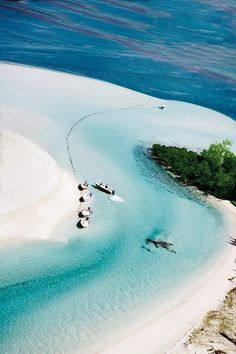 Ile Aux Cerfs Island, Mauritius, island east of Africa, in Indian Ocean Places Around The World, Oh The Places You'll Go, Places To Travel, Places To Visit, Dream Vacations, Vacation Spots, Summer Vacations, Tourist Spots, Family Vacations
