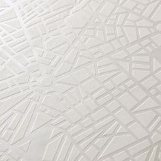 Maps White / Mica Wallpaper by Graham and Brown Stick On Wallpaper, Map Wallpaper, White Wallpaper, Map Design, Branding Design, Contemporary Wallpaper, Discount Designer, Design Elements, Design Inspiration