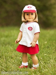 Happy Opening Day for Baseball! Kit can t wait to cheer on our home team 0d2255a0a5cf