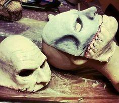 Corey Taylors mask. #Slipknot