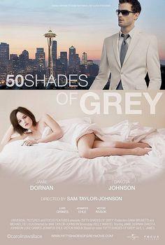 50 Shades of Grey -Jamie Dornan with Dakota Johnson