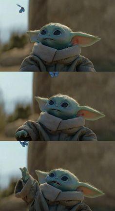 Yoda Meme, Yoda Funny, Star Wars Love, Star Wars Baby, Star Wars Pictures, Yoda Pictures, Star Wars Wallpaper, Love Stars, Cute Disney