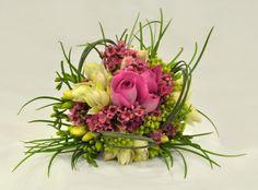 Contemporary floral arrangement #wildflower #australian native #flowers #floristry #tafe