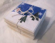 Regali Natale fai da te mattonelle