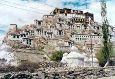 Buddhistisches Kloster Thikse in Ladakh...im Norden Indiens! Wunderbar ruhig, äusserst liebevolle Gastfreundschaft der Mönche .....ein magischer Ort!