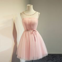 Hd09019 Charming Homecoming Dress,Tulle Homecoming Dress,O-Neck Homecoming Dress,Cute Homecoming Dress