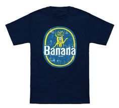 MINION BANANAAAS Geek T-Shirt Despicable Me 2 & 3 Minions Movie Banana Gru Carl Stuart Dave Bob Nerd Pop Culture Shirt