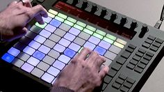 the new Ableton controller I should get at some point