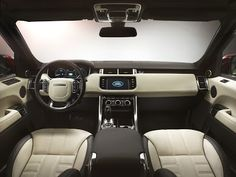New Range Rover Sport with James Bond #rangeroversport #landrover #suv #cars