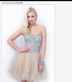 Cute semi formal dress   Princess Life   Pinterest   Semi formal ...