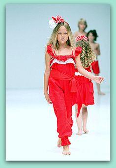 Moda para Niños y Niñas: Diseñador Elena Rubio