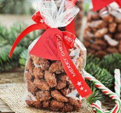 Weihnachtsgeschenke aus der Küche - gebrannte Mandeln selber machen