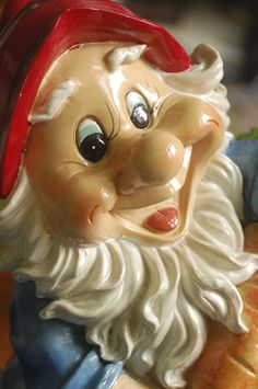 Lawn Gnome by axe nangreaves, via Flickr