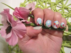 Nailart, Photo And Video, Html, Floral, Rings, Flowers, Jewelry, Easter Activities, Jewlery