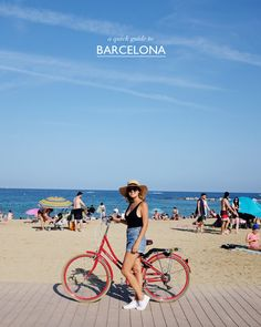 Barcelona Travel Guide (As recommended by you guys)