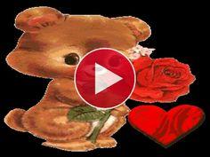 Love Heart Gif, Love Heart Images, Easter Wallpaper, Cute Panda Wallpaper, Good Morning Cartoon, Cute I Love You, Good Morning Beautiful Quotes, Cute Good Night, Animated Love Images