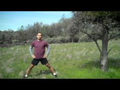 Simple exercises to quickly increase flexibility, blood & lymph circulation, body awareness, and joint health. - by Angelo dela Cruz