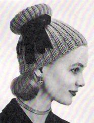 Nina's At My House: Rib Stitch Hat March 2018 Pattern of the Month Knit Ski Hats, Winter Hats, March, Beanie, Stitch, Patterns, Knitting, House, Block Prints