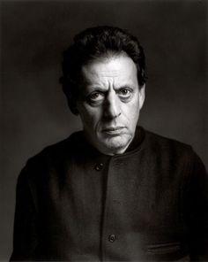 arianduzi:  Philip Glass photographed by Koos Breukel