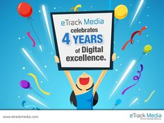 Celebrating 4 years of expertise in Digital Marketing services. Excellence in SEO, SMM, PPC, Web Designing & Content Writing since 2013. #DigitalMarketing #OnlineMarketing #InternetMarketing #SEO #SMM #SMO #PPC #WebDesigning #ContentWriting