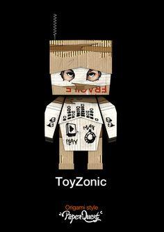 Toy Zonic