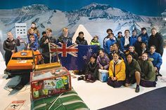 An online cross-curricular programme designed to inspire the next generation of explorers to consider the plight of Antarctica and its unique wildlife has broadened the horizons of a group of Christchurch students. Cross Curricular, Antarctica, Program Design, Wildlife, Students, Inspire, Science, Explore, Group