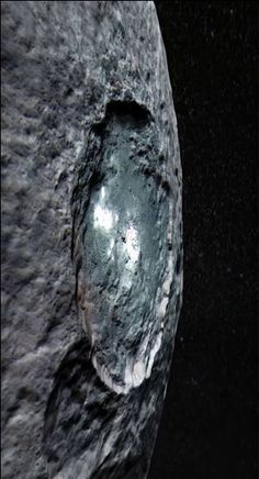 Planetary researchers have long thought that the dwarf planet Ceres may have a temporary, thin atmosphere (an exosphere), but mysteries lingered about its origin and why it's not always present. Pluto Dwarf Planet, Ceres Asteroid, Sistema Solar, Cosmos, Drake Equation, Earth And Solar System, Nasa Space Program, Solar Activity, Galaxies