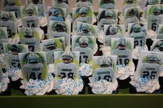 Lacrosse Cupcake Decorations   View Full Size