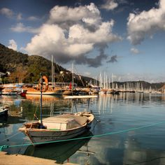 Fethiye on the Mediterranean coast of Turkey