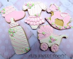 Ali's Sweet Tooth Baby Shower Cookieshttps://www.facebook.com/Alissweettooth