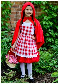little red riding hood costume for kids - Google Search