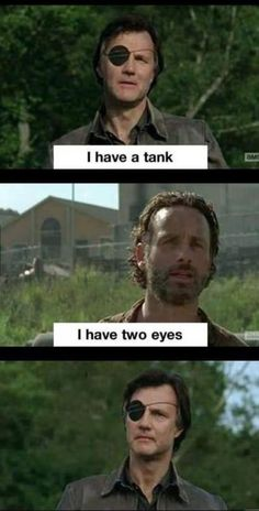 TV series The Walking Dead Rick Grimes lol humor funny pictures funny pics