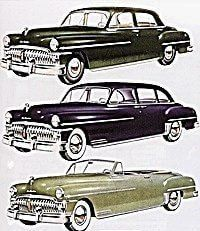 1950s Cars - DeSoto - browse by Automaker, year by year with pictures, info and prices. Lots of cool stuff... read on