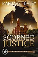 Mom Loves 2 Read ~ Book tour, review and giveaway Scorned Justice by Margaret Daley http://www.momloves2read.com/2013/04/scorned-justice-by-margaret-daley-book.html