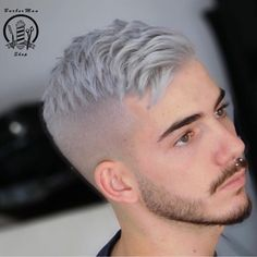 Mens Hair Styles 2017さんはInstagramを利用しています:「RG @barberman_shop Use hashtag #GuysHair & @GuysHair to be featured. More mens hair ➡️ @MensHairWorld ➡️ @GuysHair ➡️ @UKMasterBarbers…」