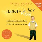 I really enjoyed this book. It was really interesting to hear the amazing things this toddler experienced. To top in all off, it was incredible to hear how acurate his description was to what the Bible says. At that age, 4 years, to come up with all these statements makes this story so much more amazing.