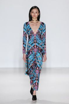 Mara Hoffman Ready To Wear Fall Winter 2014 New York - NOWFASHION