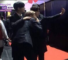 Jimin,Taemin,Kai,Sungwoo 2017