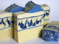 El arte del jabón: Como se hace el jabón
