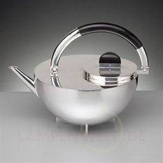 Marianne Brandt - Bauhaus Teapot