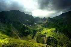 Romanian landscape by patrick hordean
