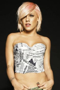 the one and only, P!NK