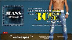"""E-flyer para a loja """"Entreaspas"""""""